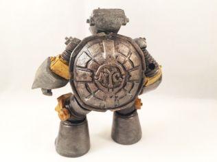 Custom Metalhead - 2013 Teenage Mutant Ninja Turtles TMNT Nickelodeon 1
