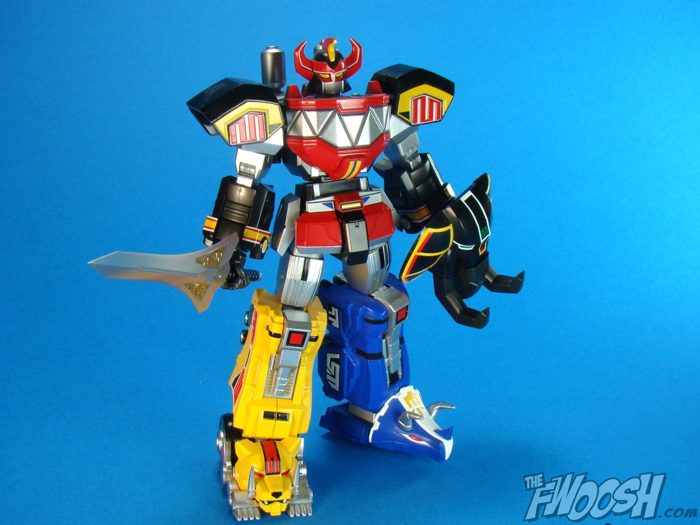 Uncategorized Robot From Power Rangers bandai super robot chogokin mighty morphin power rangers megazord megazord