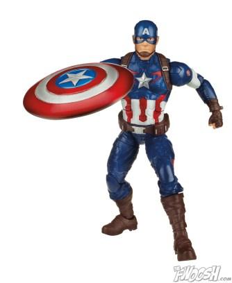 Hasbro Marvel Legends Age of Ultron Captain America Hi Res