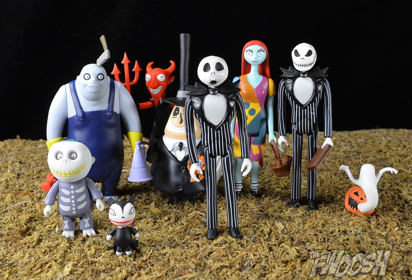 Funko ReAction - The Nightmare Before Christmas | The Fwoosh