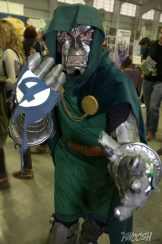 NYCC2014 cosplay - Dr. Doom