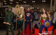 NYCC2014 cosplay - Justice League