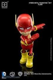 Hero 86 Hybrid Metal Figuration 017 DC Flash