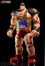 First Gokin 25CM TMNT Metal Big Boss Krang Figure NEW TSCA 3
