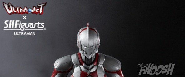 Bandai UltraAct S.H. Figuarts Ultraman featured