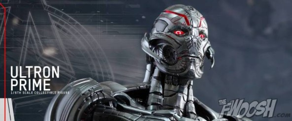 Hot Toys The Avengers Age of Ultron Ultron featured