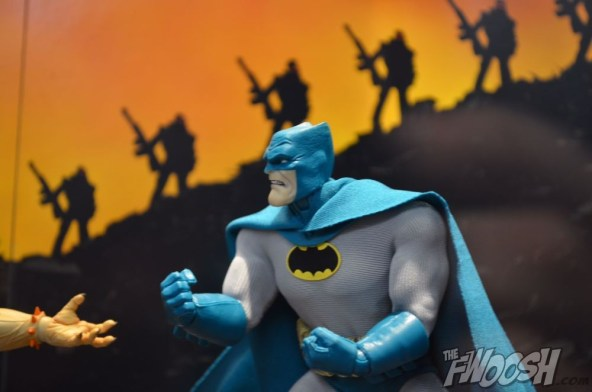 Toy Fair 2015 Mezco Dark Knight Returns Batman 6