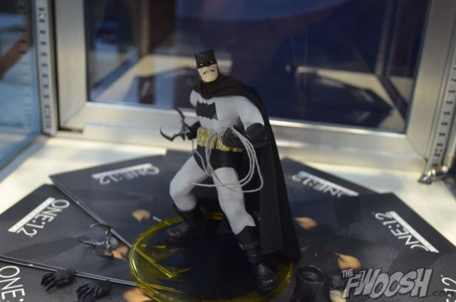 Toy Fair 2015 Mezco Dark Knight Returns Batman 7