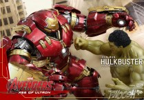 Hot Toys The Avengers Age of Ultron Iron Man Hulkbuster 13