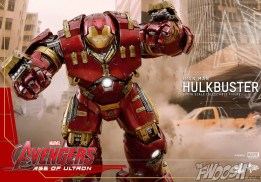 Hot Toys The Avengers Age of Ultron Iron Man Hulkbuster 7