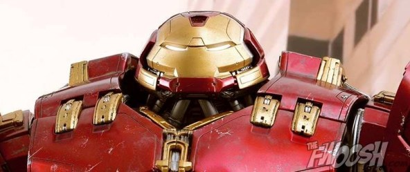 Hot Toys The Avengers Age of Ultron Iron Man Hulkbuster featured