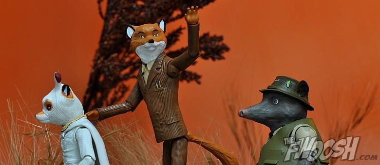 Funko Fantastic Mr Fox Legacy Collection Fwoosh