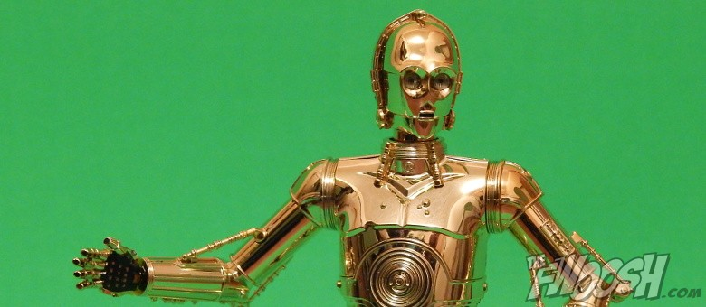 Bandai: Star Wars C-3PO 1:12 Scale Model Kit Review | The Fwoosh