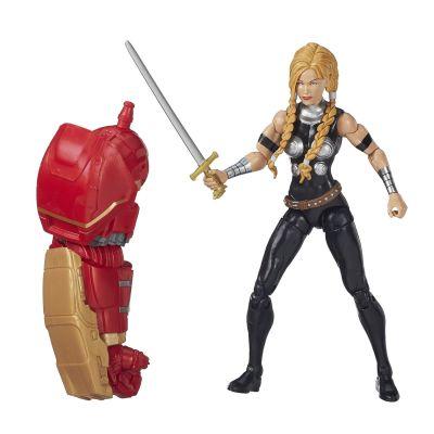 Avengers Marvel Legends Series 3 Valkyrie Promo