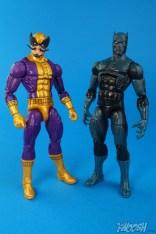 Hasbro Marvel Legends Thanos Series Age of Ultron Batroc 3