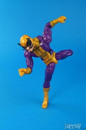 Hasbro Marvel Legends Thanos Series Age of Ultron Batroc 4