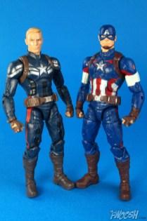 Hasbro Marvel Legends Thanos Series Age of Ultron Captain America 10