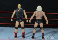 Four Horsemen figure review - Windham and Flair rear