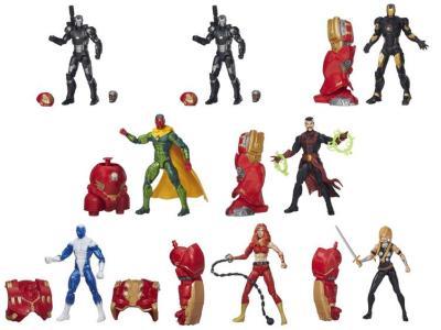 Hasbro Marvel Legends Avengers Infinite Pre