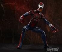 Hasbro Marvel Legends Promo SDCC 2015 Ben Reilly Spider Carnage 2