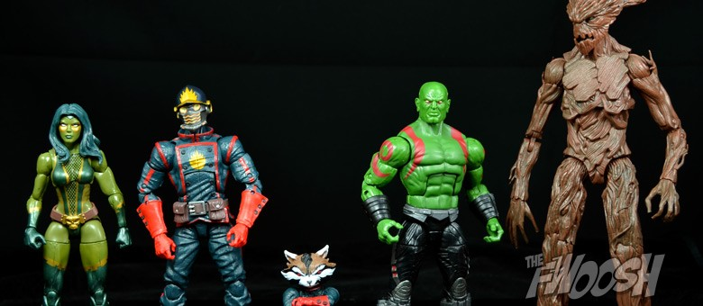 Marvel Legends DRAX Guardians of the Galaxy Broken Action Figure