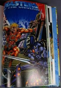 MotU mini-comic collection (30)
