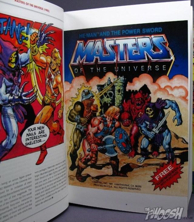 MotU mini-comic collection (8)