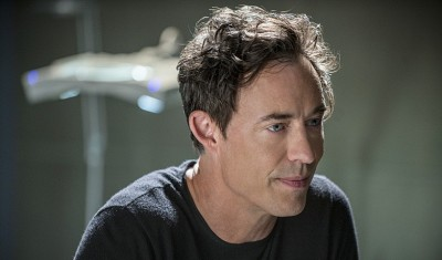 The Flash - The Man Who Saved Central City - Harrison Wells