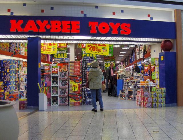 K Bee Toy Store Toy Aisle Memories: Ka...