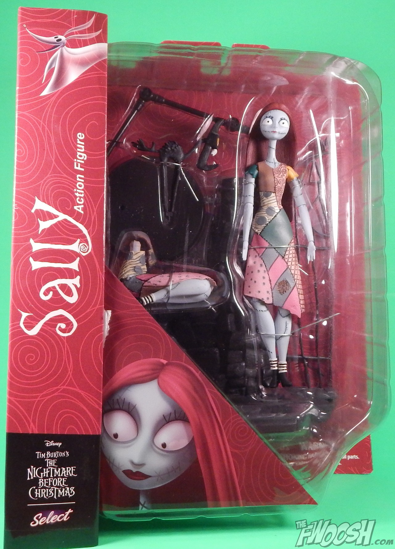 Diamond Select: The Nightmare Before Christmas Jack, Sally, and ...