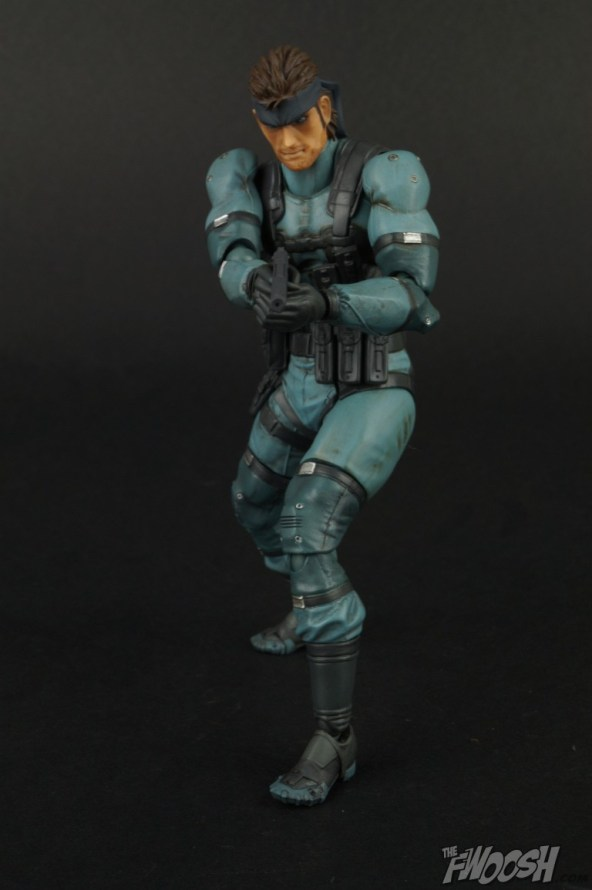 figma Metal Gear Solid Solid Snake 1