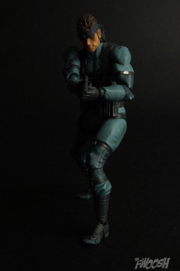 figma Metal Gear Solid Solid Snake