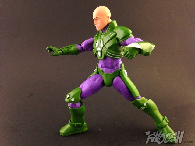Dc Collectibles Icons Lex Luthor The Fwoosh