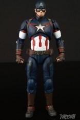 Bandai S.H. Figuarts Avengers Age of Ultron Captain America 12