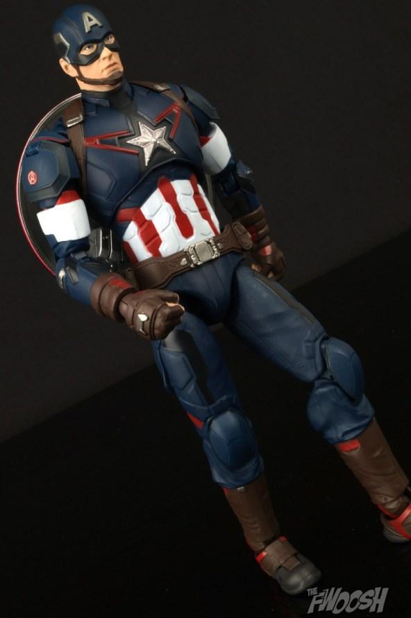 Bandai S.H. Figuarts Avengers Age of Ultron Captain America 4