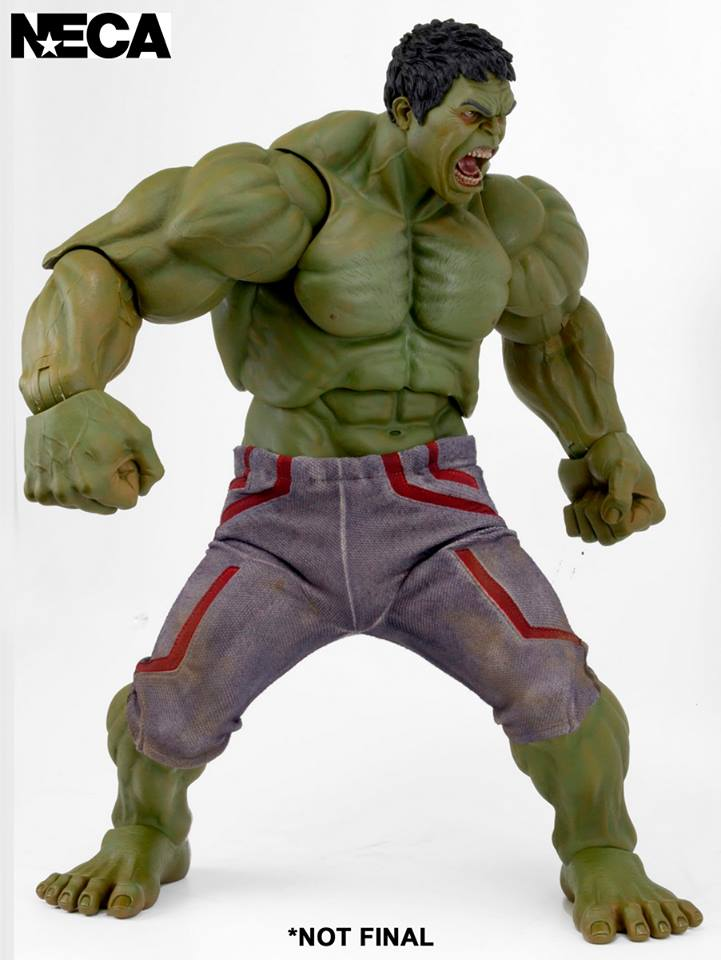 Neca 14 scale avengers age of ultron hulk the fwoosh neca avengers age of ultron hulk 1 publicscrutiny Images