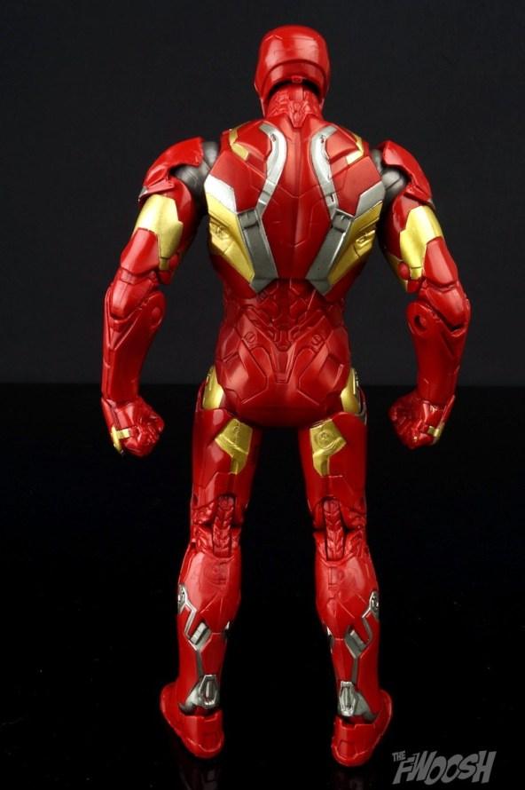 Marvel Legends Giant Man Series Iron Man Mk 46 The Fwoosh