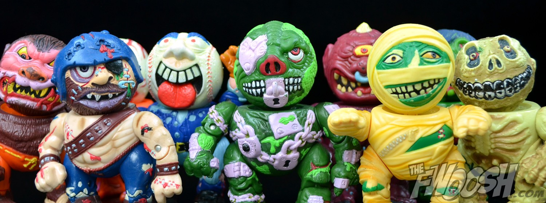 Madballs Head popping Screamin Meemie Body Only