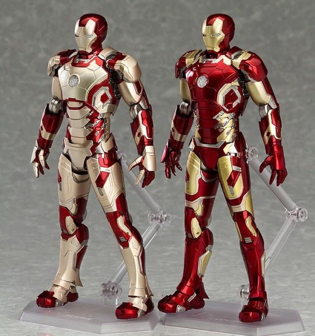 Good Smile Company figma Iron Man Mark 42 43 Promo