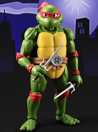 Bandai Tamashii Nation SH Figuarts Teenage Mutant Ninja Turtles Promo Raphael 1