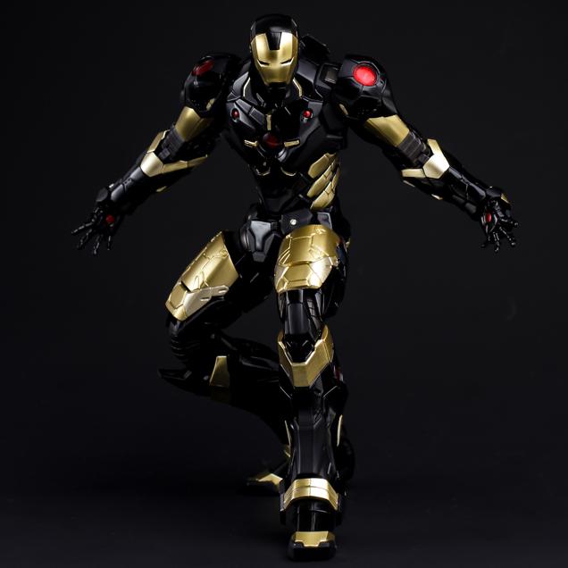 Sentinel: Re:Edit #6 Black And Gold Iron Man