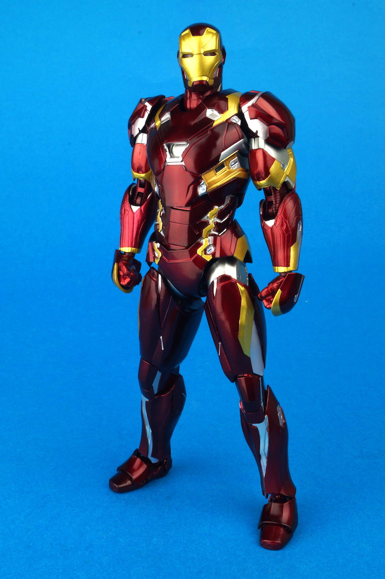 Bandai S.H. Figuarts Iron Man Mark 46 | The Fwoosh