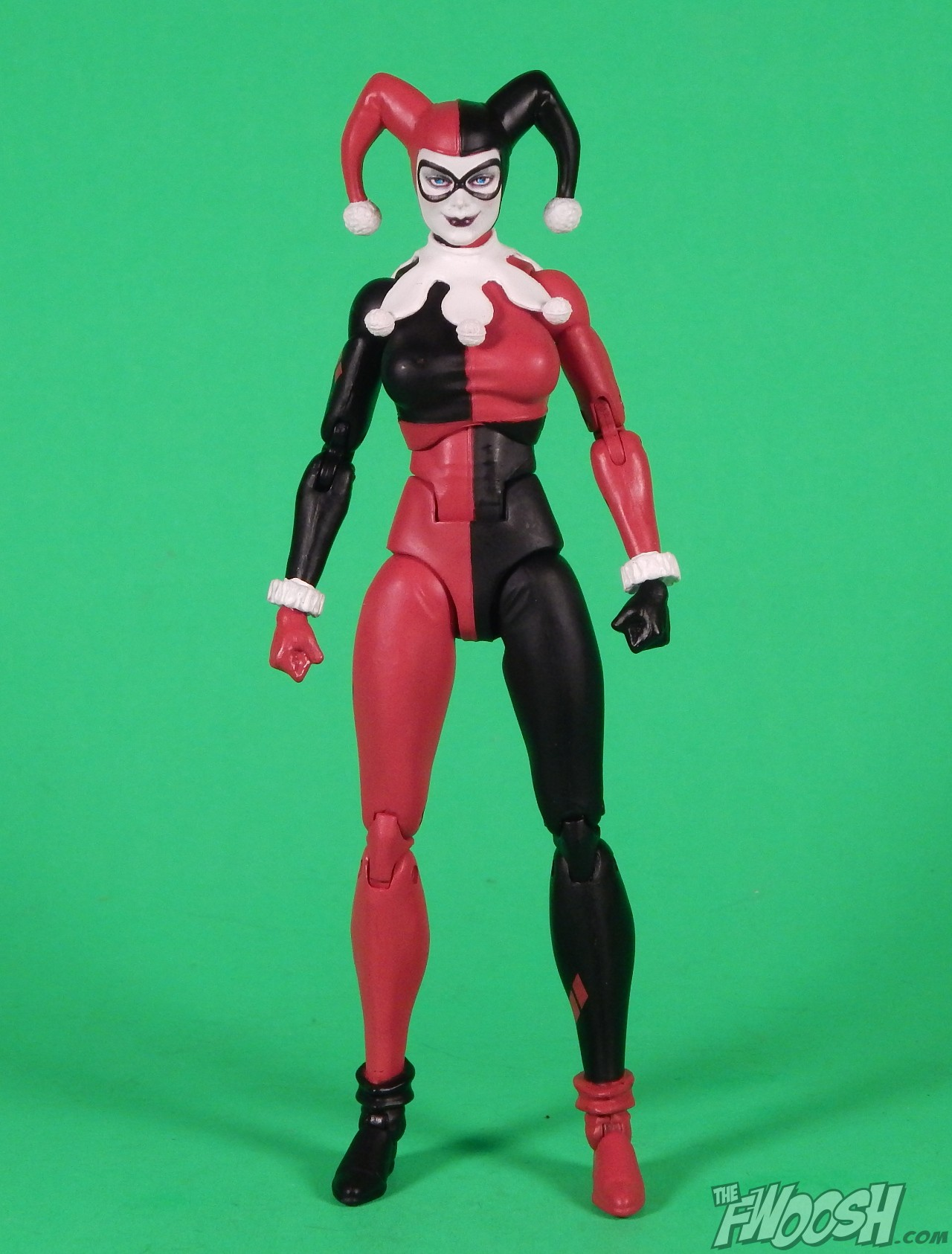 dc collectibles icons harley quinn the fwoosh. Black Bedroom Furniture Sets. Home Design Ideas
