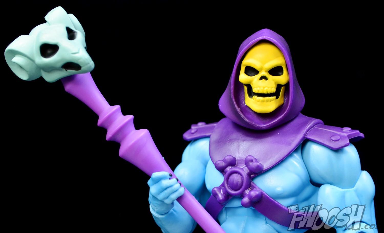 Mattel: Masters of the Universe Classics Club Grayskull Skeletor | The ...