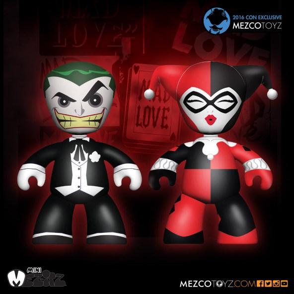 Mezco Toyz SDCC Exclusive MEZITZ MAD