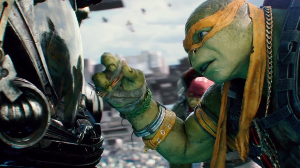 Movie Review Teenage Mutant Turtles Out Of The Shadows