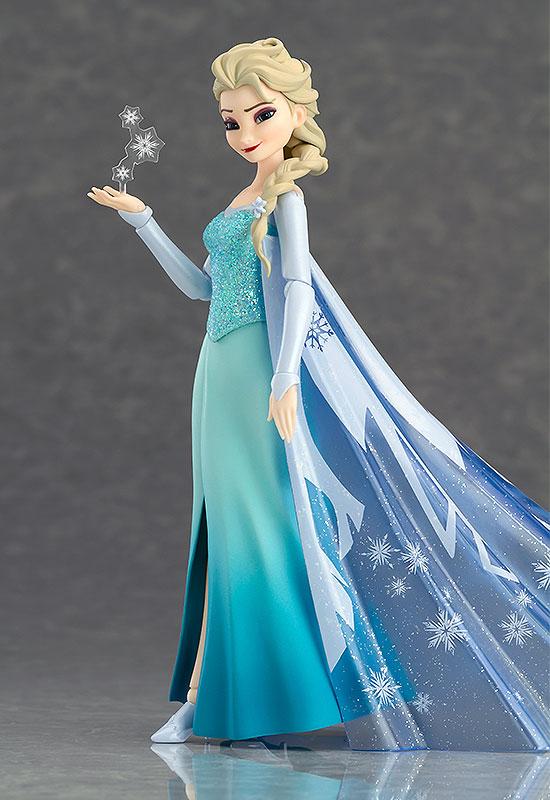 Max Factory Figma Frozen Elsa 02