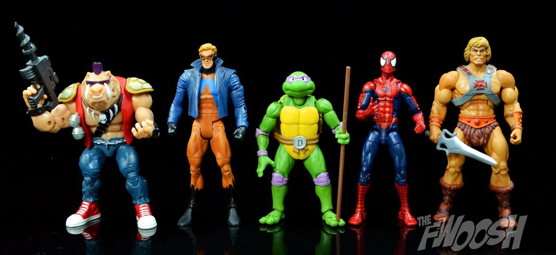 Bandai: S.H. Figuarts Teenage Mutant Ninja Turtles Donatello
