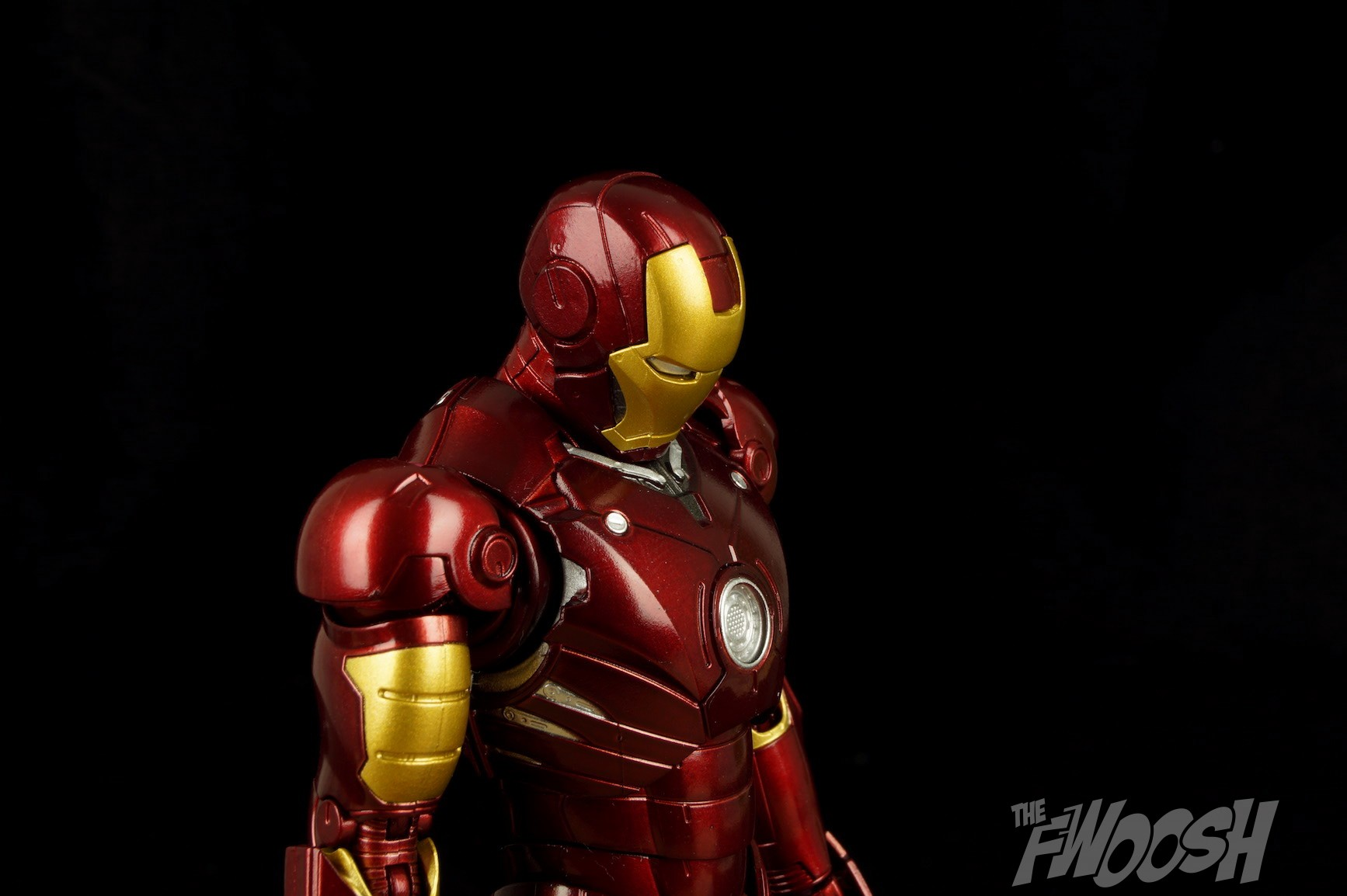 Review: Bandai's S.H. Figuarts Iron Man Mark 3 | The Fwoosh