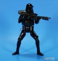Bandai Star Wars Rogue One Model Kit Death Trooper 01